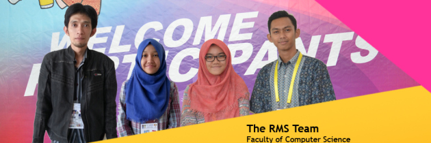 The RMS Team