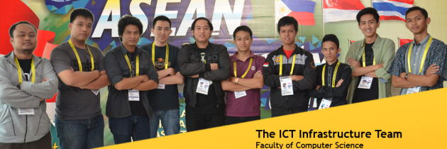 ICT Infrastructure Team