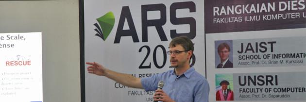 [Lecturer Series] Assoc. Prof. Dr. Brian Kurkoski