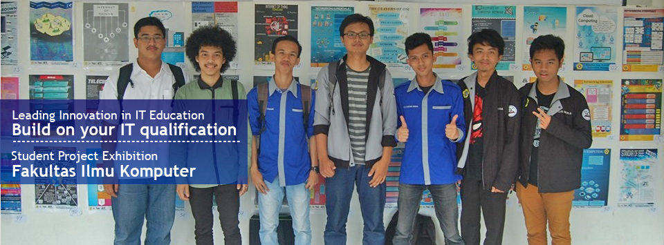 3rd Student Project Exhibition 2016