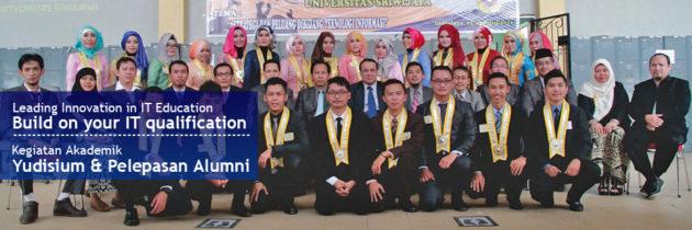 Rapat Senat Khusus Terbuka dan Pelepasan Alumni ke-23
