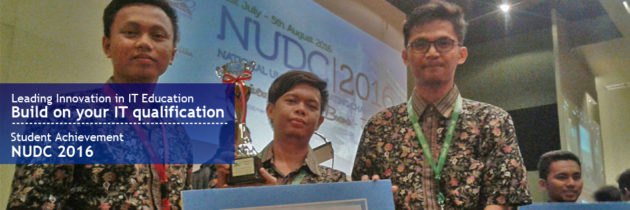 "Juara II ""National University Debating Championship"" 2016"