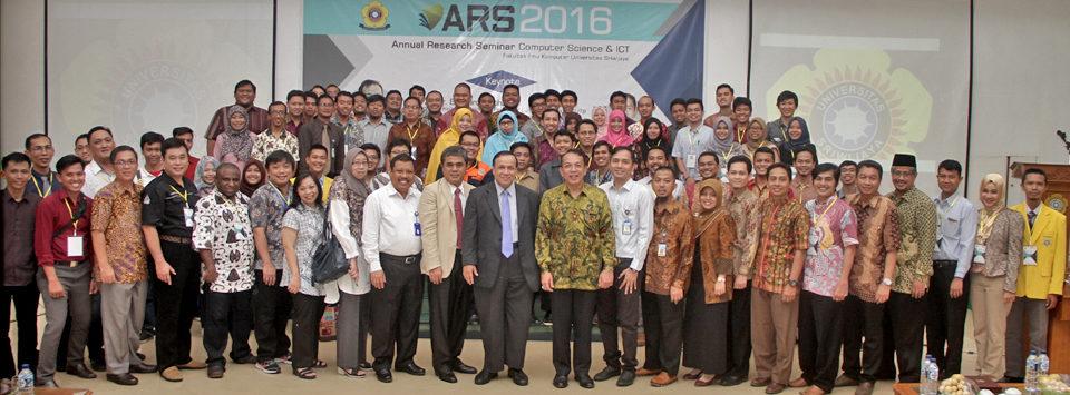 Opening Ceremony ARS 2016